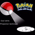 The 3rd/Third Generation 12000mAh Celular Battery Charger III Pokemons Go Pokeball Power Bank 3 for Iphone 5s Oneplus Free Ship