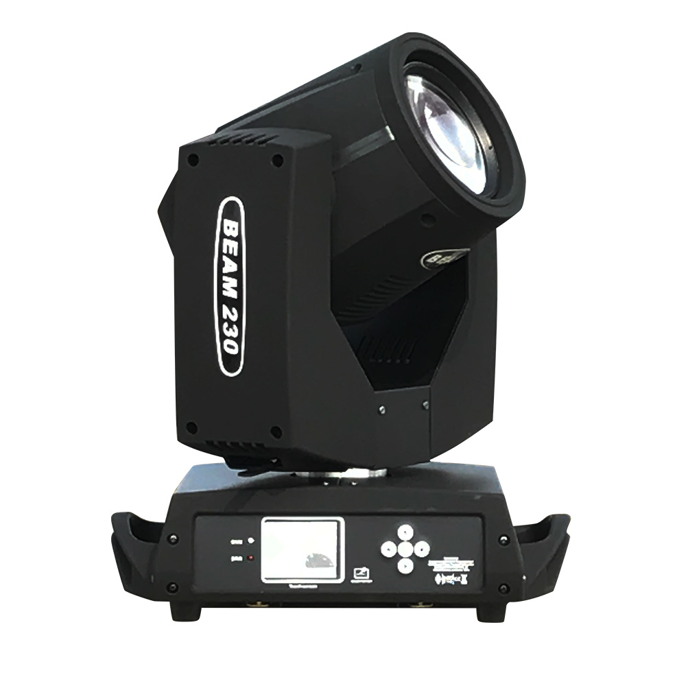 lyre beam 7r Moving Head 230W Touch Screen DMX Disco DJ Light beam 230w clay paky sharpy moving head lyre beam 7r moving head 230 moving head flycase dmx stage dj disco party stage lighting