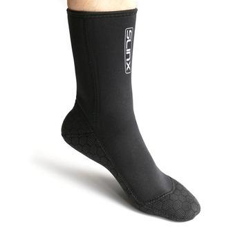 3mm Diving Socks Men Women Elastic Anti Slip Thermal Ankle Shoes Footwear Outdoor Sports Beach Swimming Snorkeling Apparel