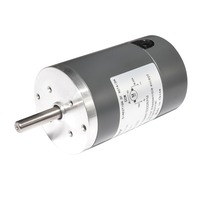 Diameter 60mm Dc Permanenr Magnet Motor High Speed 12v 24v 2000rpm 3000rpm 4000rpm 5000rpm For Diy Part