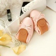 Z New Women Ballet Flats Genuine Leather neri Loafers Bling