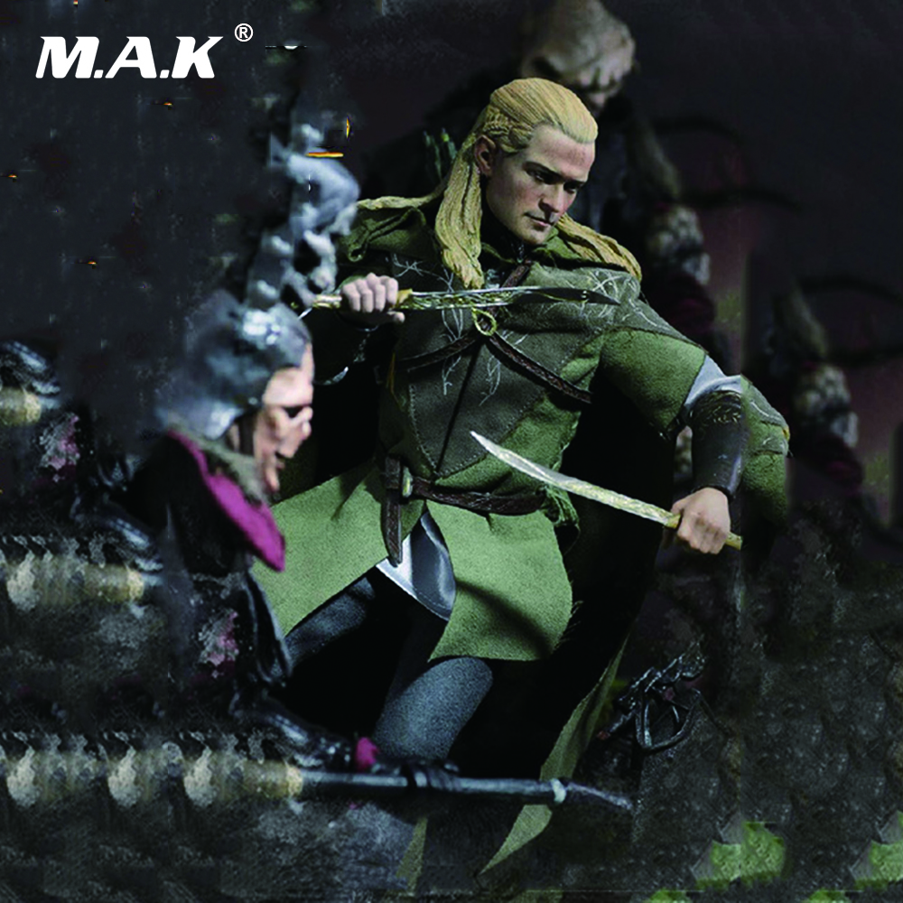 1/6 The Lord of the Rings Elven Prince Legolas Full set Soldier Action Figure Toys Collections Gifts Normal Version jonsbo lord of the rings mod screw set red