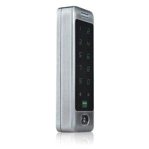 Image 2 - 防水金属タッチ 8000 ユーザードア Rfid のアクセスコントロールキーパッドケースリーダー 125 Khz EM4100 ID カード