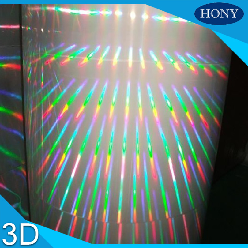 3d Glasses/ Virtual Reality Glasses 1pcs A4 210*297mm 3d Fireworks Films With Lines,0.65mm Diffraction Film,13500 Lines/spirals Diffraction Grating Sheets Filters And To Have A Long Life.