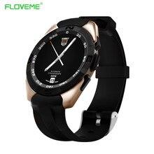 FLOVEME H7 Smart Uhr Mode Sport Armbanduhr Mit Pulsmesser Schrittzähler Tracker Bluetooth 4,0 Smartwatch Android iOS
