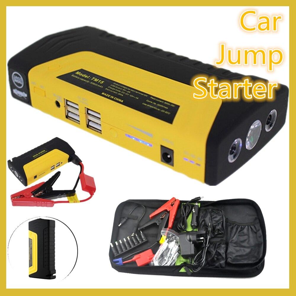 car power bank car jump starter high capacity car charger. Black Bedroom Furniture Sets. Home Design Ideas