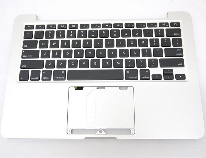 """Grade A TopCase Keyboard without Trackpad for Macbook Pro 13/"""" A1425 2012"""