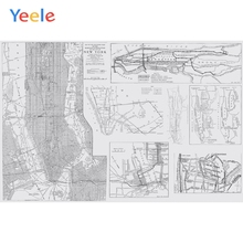 Yeele Wallpaper New York Traffic Picture Room Decor Photography Backdrop Personalized Photographic Backgrounds For Photo Studio