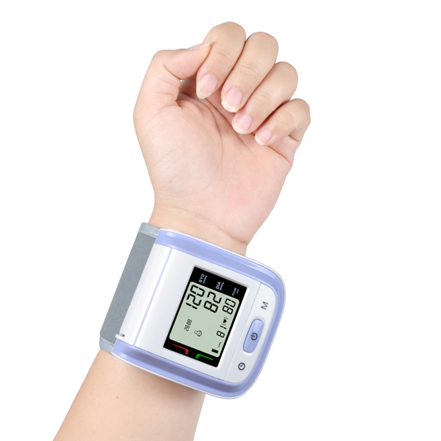 Automatic Wrist Blood Pressure Monitors