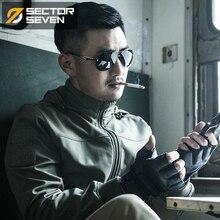 Camuflagem do exército Militar tático À Prova D' Água Roupas Blusão Tático Do Exército Moletom Com Capuz(China (Mainland))