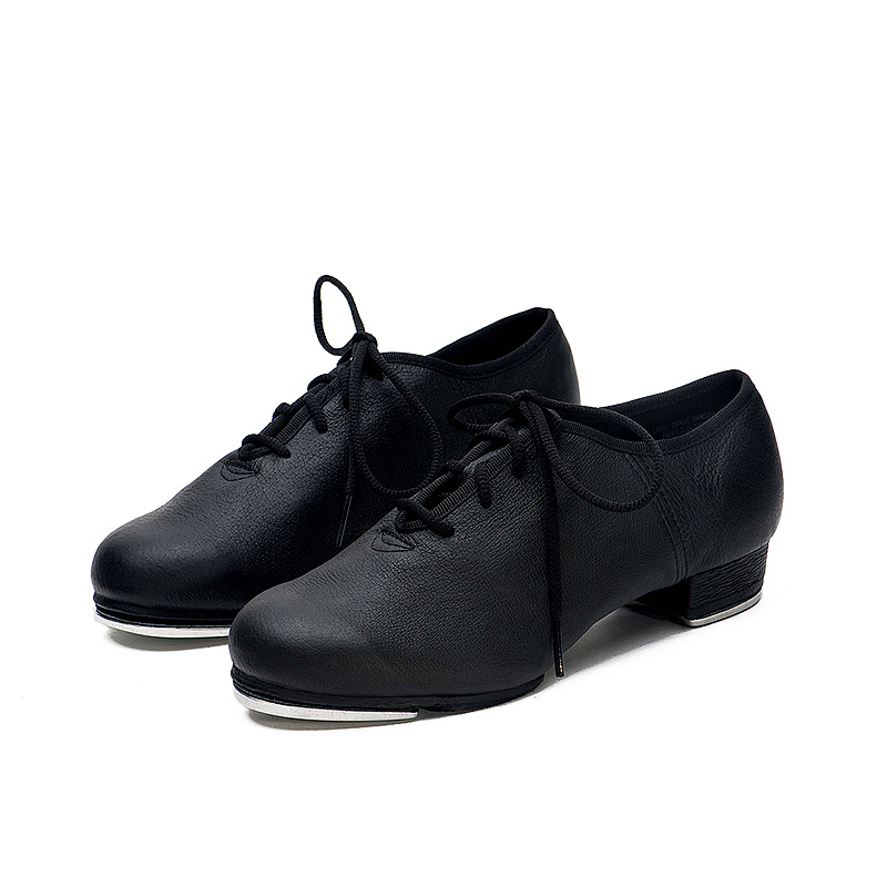 Image 5 - Sansha   Professional Genuine Leather Dance Tap Shoes Women Lace Up Dancing Shoes Choose Size On Feet Length  TA02LPI-in Dance shoes from Sports & Entertainment