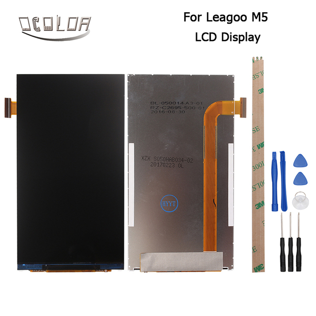 Cool ocolor Android 6 0 For Leagoo M5 LCD Display Screen Original Replacement Perfect Repair Part Digitizer For Your House - Model Of screen door repair parts Contemporary