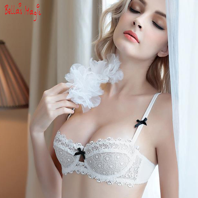 32 34 36 38 40 42 B C D Luxury French Lace Bra Panties Set Thin Cup  Bombshell Underwear Set Sexy Lingerie Set   Intimates 19e332a06