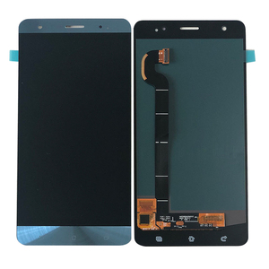 Image 5 - Amoled экран 5,7 дюйма для Asus Zenfone 3 Deluxe ZS570KL Z016D Z016S axisмеждународная ЖК дисплей + дигитайзер сенсорной панели для ZS570KL