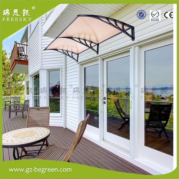 yp x cm x cm x cm exterior de puerta ventana toldo patio cubierta de
