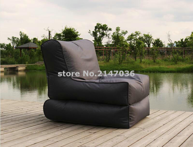 Living Room Chair Folded Specific Use outdoor waterproof bean bags chair for fair exhibition chair outdoor chair can be folded