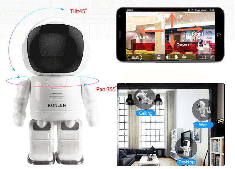 WIFI kamera 3