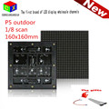 SMD2727 P5 cor cheia ao ar livre LEVOU módulo 160*160mm 32*32 pixel rgb LEVOU placa do painel
