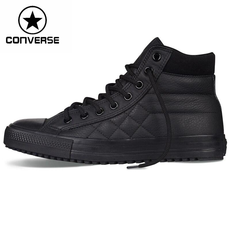 Prix pour Original Nouvelle Arrivée Converse all star converse boot pc Unisexe Planche À Roulettes Chaussures Sneakers