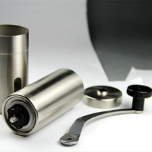 YIJIE Coffee Grinder Stainless Steel