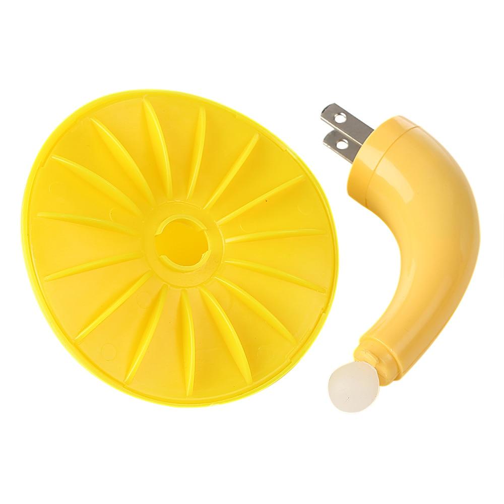 Prise iTimo Warm Yellow EU Capteur à commande de lumière LED - Veilleuses - Photo 5