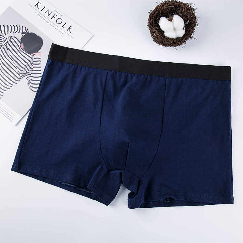 8d8db090a1fcec ... Rogrdnan 2018 Shorts Mens 3Pcs\lot Underwear Soft Boxers Cotton Boxer  Men Solid Boxer Shorts ...