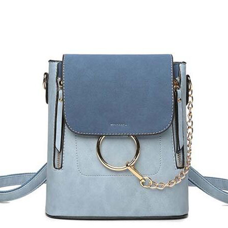 New Fashion Small Backpack Women Backpack PU Leather Luxury Designer Brand Women Shoulder Bag Preppy Style Student Backpacks 3 28 sale price 2016 new designer brand fashion black genuine leather women s backpacks preppy style women backpack bolsas mochi
