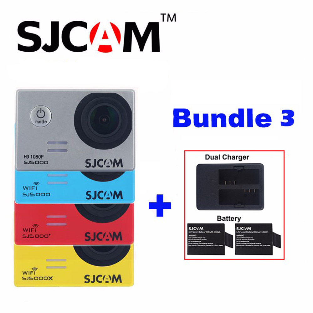 Original SJCAM SJ5000X Elite SJ5000 Plus SJ5000 WIFI SJ 5000 30M Waterproof Sports Action Camera Sjcam