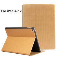 For iPad Air 2 Luxury PU Leather Case Slim Tablet Cover 9.7