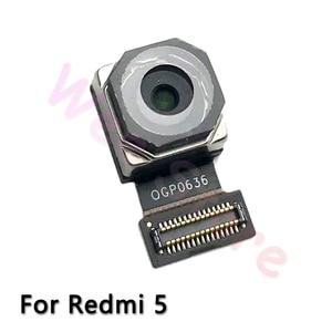 Image 2 - Cámara trasera principal original para Xiaomi Mi Redmi Note 5 Plus 5A Pro, cámara trasera, Cable flexible