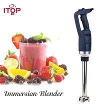 ITOP 350W Hand Held Immersion Blender High Speed Food Mixers Juice Maker Heavy Duty Smoothies Blender Machine EU/US/UK Plug