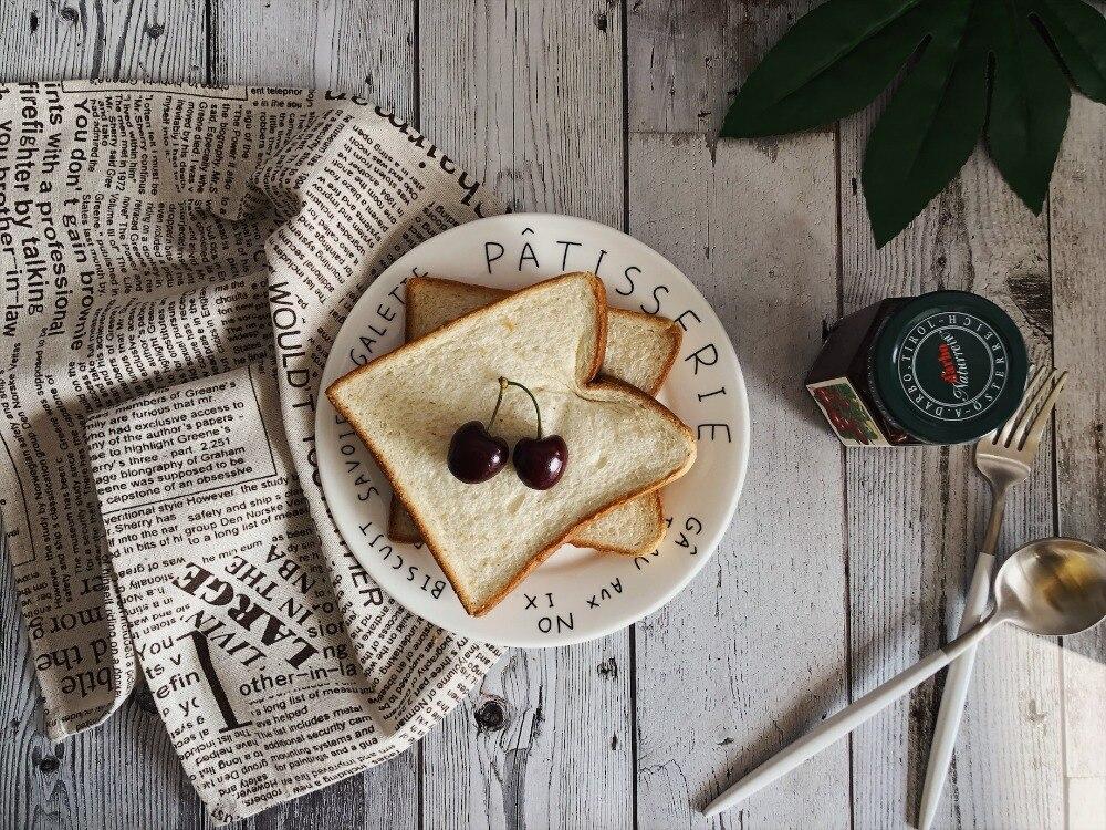55*86 cm doble cara fotografía fondo de madera de grano papel foto Prop para alimentos y mini artículo