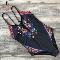 Ariel Sarah Brand 2017 Halter Swimwear Women One Piece Swimsuit Sexy Bathing Suit Black Mesh Monokini