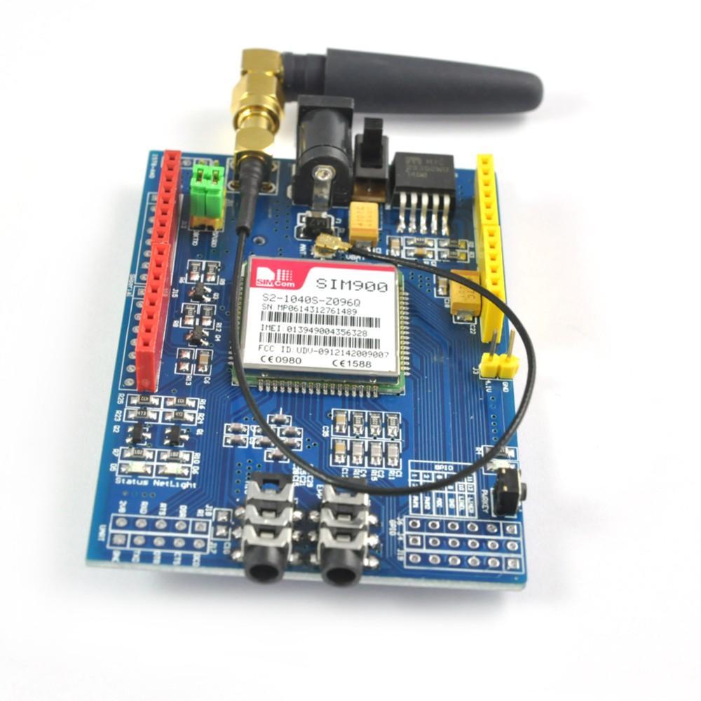 FZ1213-sim900 gps module (5)