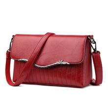 High Quality Fashion Leather Women's Totes Handbags Women Messenger Bag Crossbody Small Ladies Bag Portable Travel Shoulder Bags