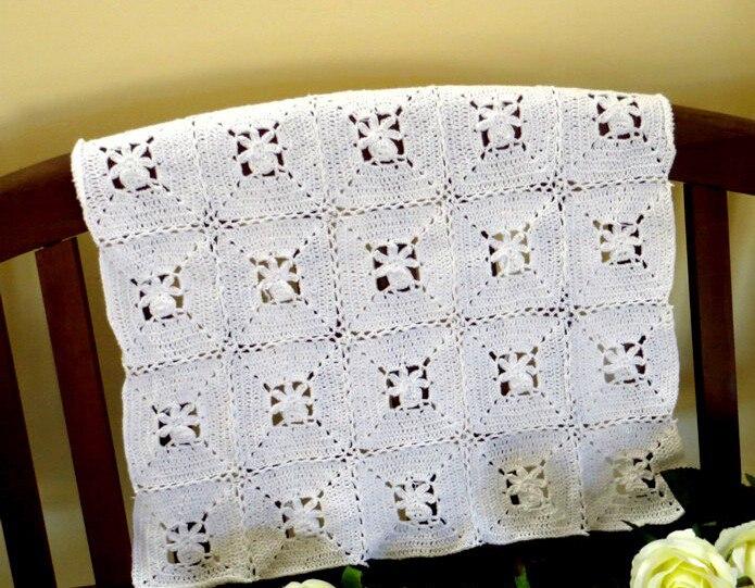 Aliexpress.com: Comprar 2 unids/lote mantel hecho a mano del algodón ...
