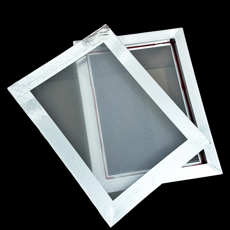 1Pc A3 Screen Printing Aluminum Frame With White 43T Silk Print Polyester Mesh New  31cm*41cm