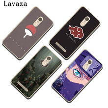 Naruto Sasuke Phone Case for Xiaomi Redmi (8 styles)