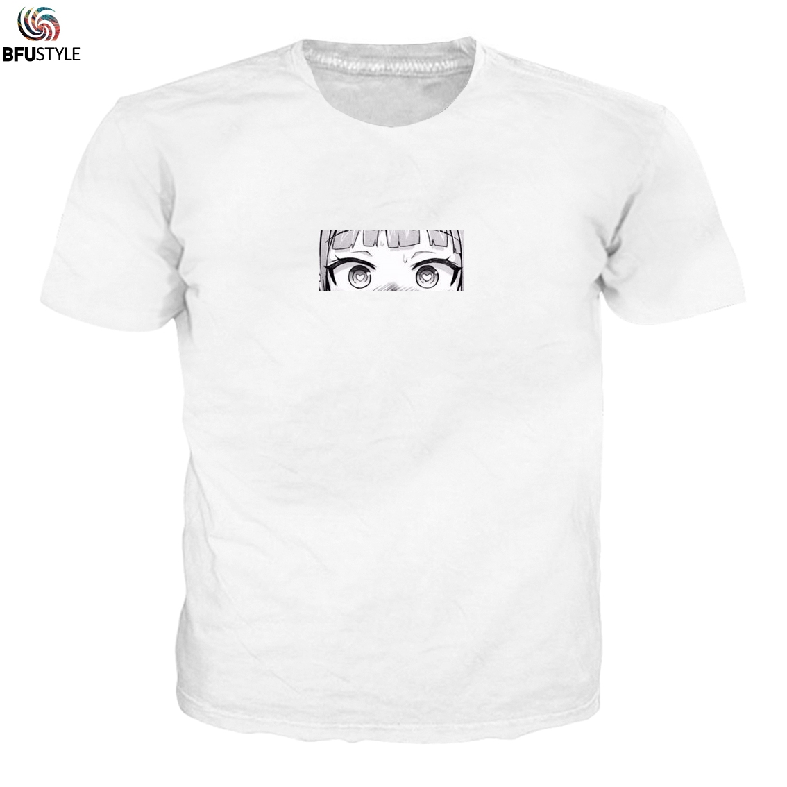 81cf9f23 Anime Print Ahegao 3D T Shirt T-shirts Men Women Short Sleeve Tee Tops  Casual Pizza Cartoon Tshirt Shy Sexy Girl Plus Size