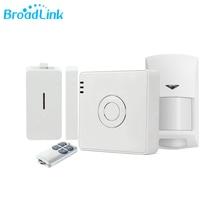 Original Broadlink 2017 Neue Design S2 HUB Sicherheit Anzug Sicherheit Alarm Detector Bewegungssensor Fernbedienung Für Zu Hause Automatio