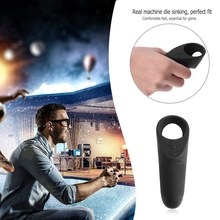 Protective Sleeve Cover Case Protection Silicone Skin Handle Sleeve Gel Shell Grip For Oculus Go Vr Touch Controller(China)