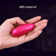 Mini 12 Speed Vibrating Egg Sex Toys for Women Masturbation Clitoris Stimulator SN-Hot