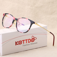 13fe131f4bfc KOTTDO Fashion TR90 Reading Glasses Brand eyeglasses for women optical  glasses frame women oculos de grau