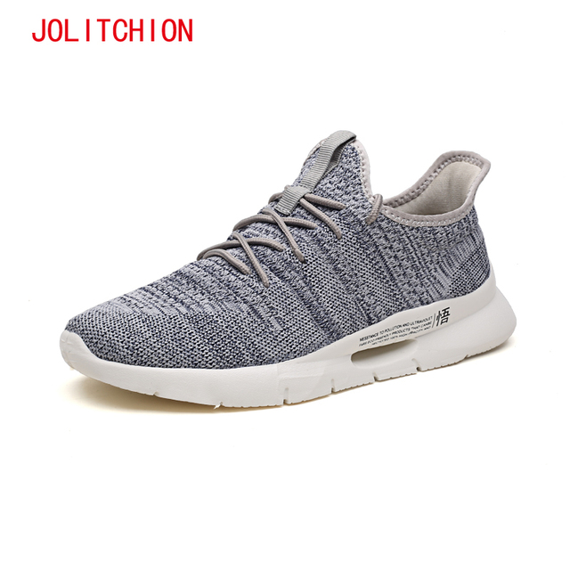 Fashion Summer Krasovki Men Casual Shoes Super Light Breathable Mesh Footwear Male Sneakers Adult Soft Tenis Masculino Shoes 46