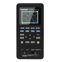 Hantek Hantek2D42 3в1 цифровой портативный осциллограф + генератор сигналов + мультиметр 2 канала ЖК дисплей измерительный прибор инструменты