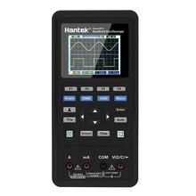 Hantek Hantek2D72 3in1 Digitale Palmare Oscilloscopio + Generatore di Forme Donda + Multimetro 2 Canali 40 mhz 70 mhz Strumenti di Prova del Tester