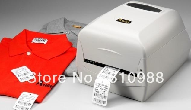 Argox Cp 2140 Clothing Tags 300m Long Ribbon Desktop
