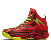 Basketball Shoes Women Breathable Outdoor Mens Basketball Sneakers