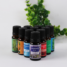 1PC 10ml 100% Pure Natural Aromatherapy Essential Oil Water-soluble Flavor Fragrance Aroma Body Essential Oils Skin Caring