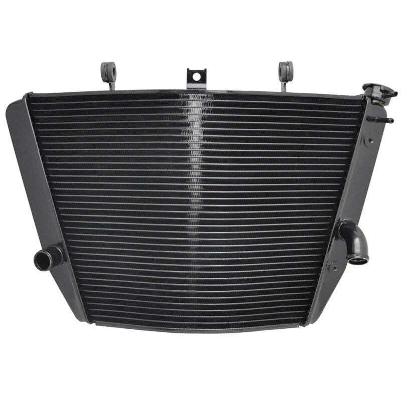 LOPOR Moto Pièces de Refroidissement En Aluminium Radiateur Pour Suzuki GSXR1000 2007 2008 GSX-R1000 GSXR 1000 07 08 NOUVEAU